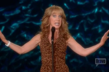 Kathy Griffin: Kennedie Center On-Hers (2013)