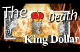 The Death of King Dollar (2014)