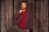 Zach Galifianakis Stand Up from 1999