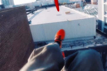 Real Life Mirror's Edge (2015)