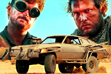 Mad Max: Roadkill BBQ (2015)