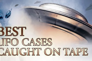 Best UFO Cases Ever Caught On Tape (2007)