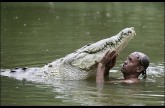 The Man Who Swims With Crocodiles (2011)