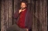 Zach Galifianakis Stand Up from 1999